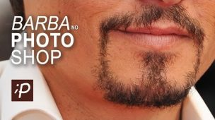 Efeito realista de Barba no Photoshop