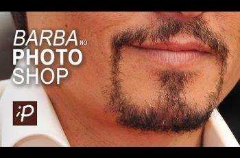 Como criar o efeito realista de Barba no Photoshop