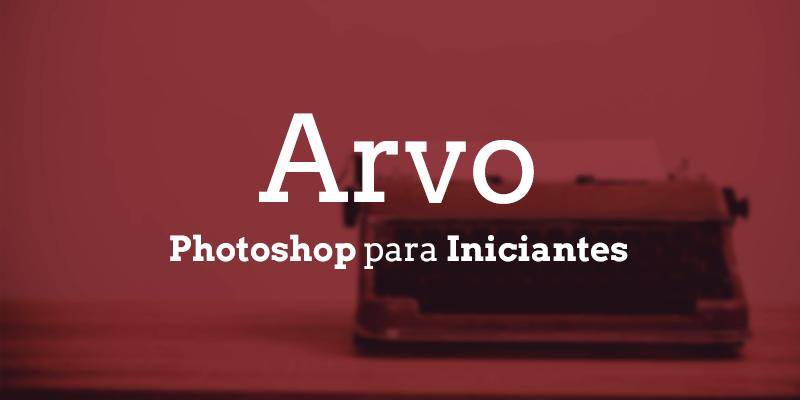 Arvo - Fontes para Photoshop