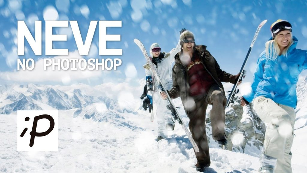 Efeito Neve no Photoshop