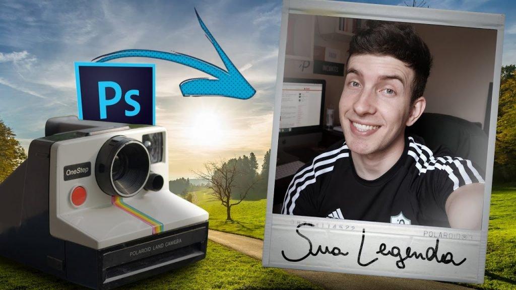 Como fazer o efeito Polaroid no Photoshop