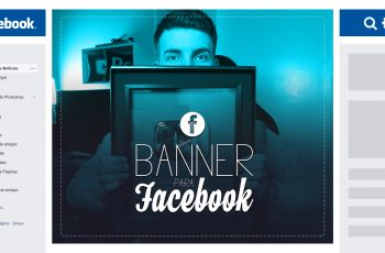 Criando Banner para post do Facebook no Photoshop