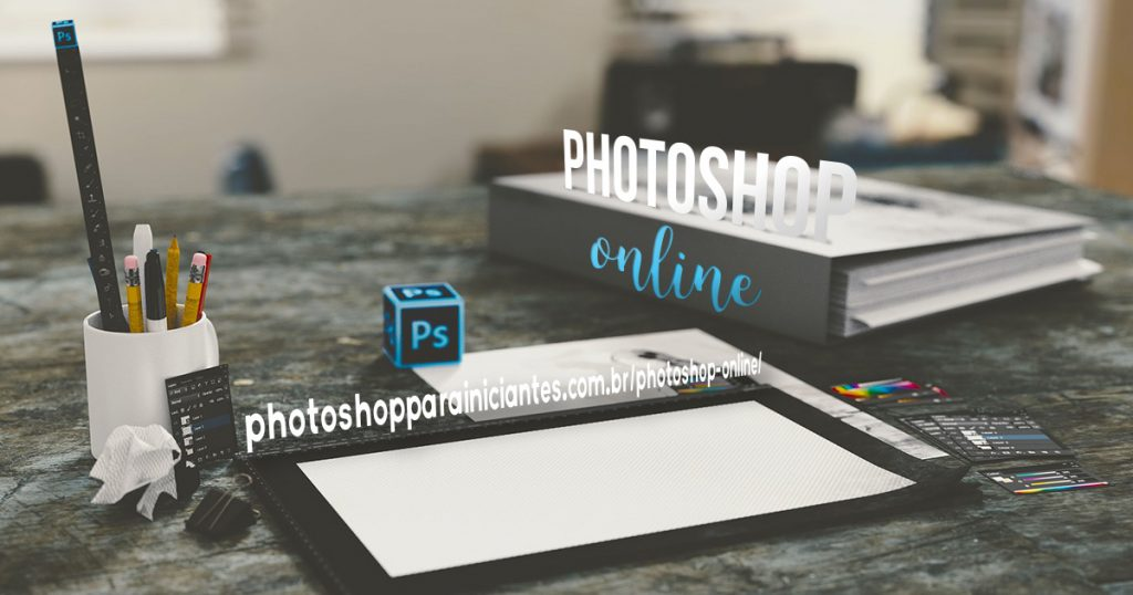Photoshop Online - Editor grátis