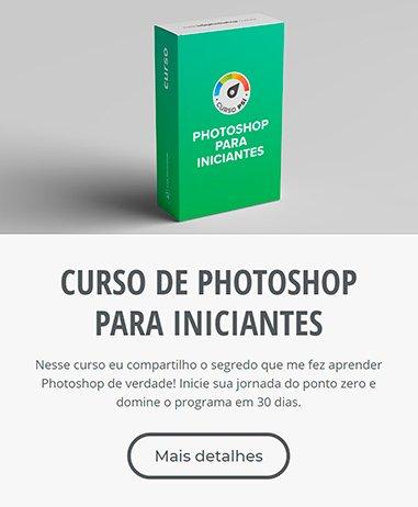 Curso de Photoshop para Iniciantes